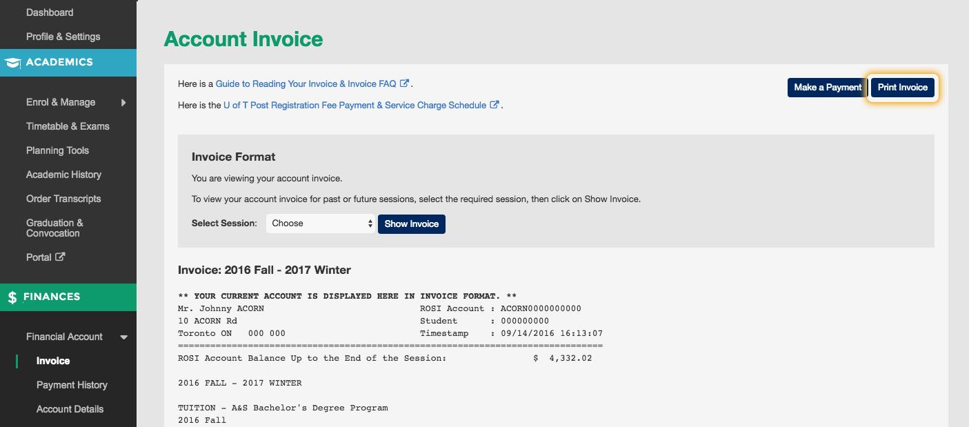 print-invoice